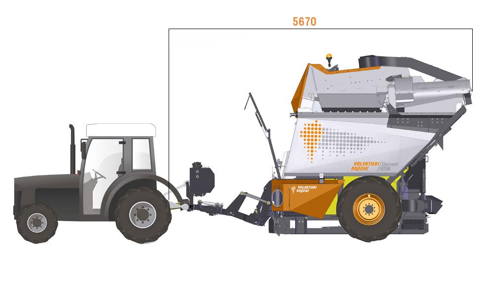9056 dimensioni